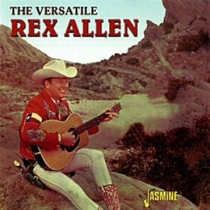 Album The Versatile Rex Allen from Rex Allen