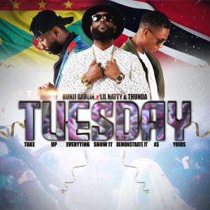 Album Tuesday from Bunji Garlin