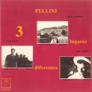 Album 3 Lugares Diferentes (Remasterizado) from Fellini