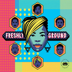 Album Freshlyground from Freshlyground