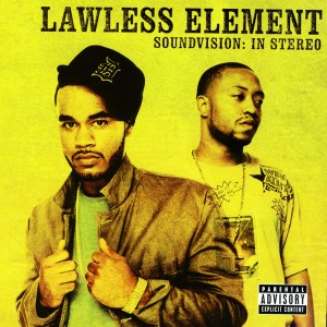 Album Soundvision: In Stereo from Lawless Element