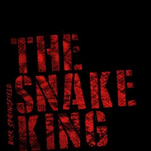 Rick Springfield的專輯The Snake King