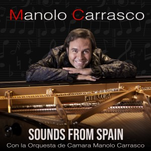 Album Sounds From Spain from Manolo Carrasco