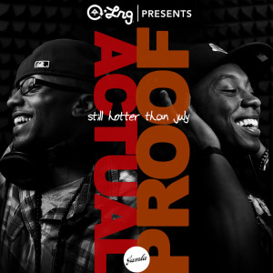 Listen to One Two song with lyrics from Actual Proof