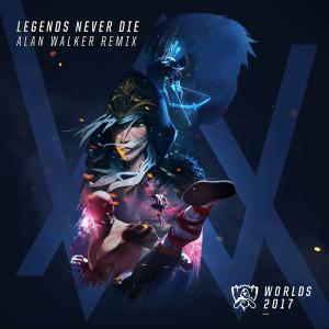 Album Legends Never Die (Remix) from League Of Legends