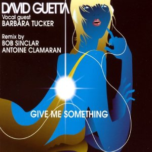 David Guetta的專輯give me something