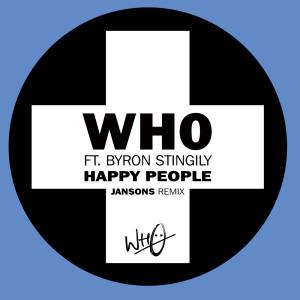 Album Happy People from Byron Stingily