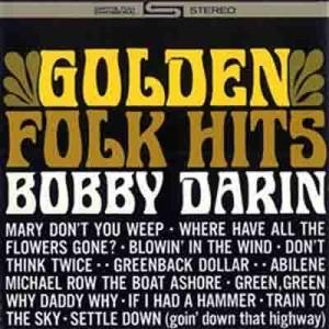 Bobby Darin的專輯Golden Folk Hits