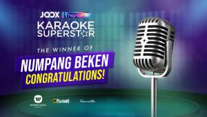 "Ini Dia Pemenang ""Numpang Beken"" Karaoke Superstar!"