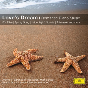 Anatol Ugorski的專輯Love's Dream - Romantic Piano Music