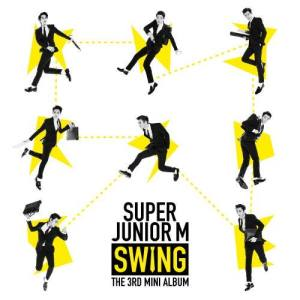 Super Junior-M的專輯Super Junior-M 3rd Mini Album