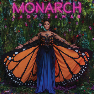 Album Monarch from Lady Zamar