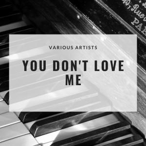 Album You Don't Love Me from T-Bone Walker