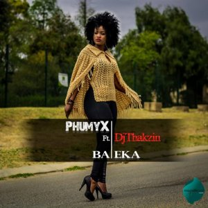 Album Baleka Single from Phumy X