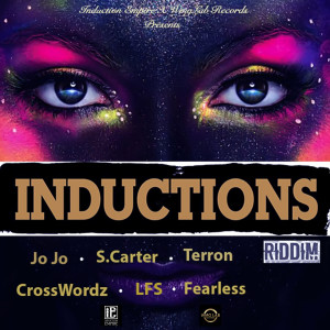 Album Inductions Riddim from Various Artists