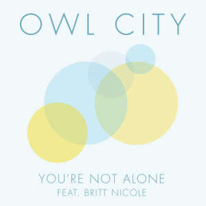 Album You're Not Alone from Britt Nicole