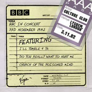 BBC In Concert 2009 Culture Club