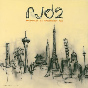 Album Magnificent City Instrumentals from RJD2