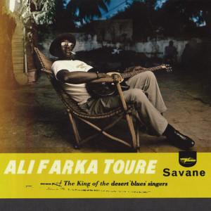 Album Savane from Ali Farka Touré