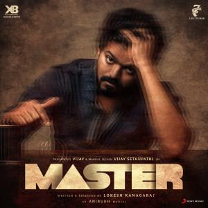 Album Master (Original Motion Picture Soundtrack) from Anirudh Ravichander