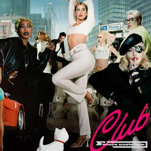 Album Club Future Nostalgia (DJ Mix) from The Blessed Madonna