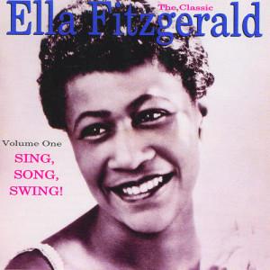Ella Fitzgerald的專輯The Classic Ella Fitzgerald,, Vol.1