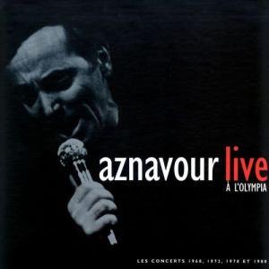 Live à l'Olympia 2003 Charles Aznavour