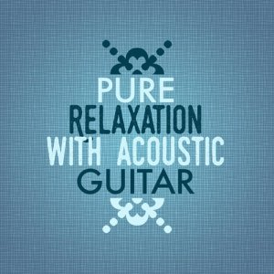Album Pure Relaxation with Acoustic Guitar from Relaxing Guitar Music