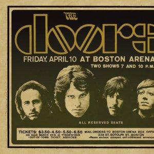 The Doors的專輯Live In Boston 1970