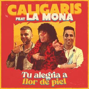 Los Caligaris的專輯Tu Alegría a Flor de Piel