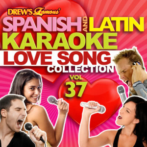 The Hit Crew的專輯Spanish And Latin Karaoke Love Song Collection, Vol. 37