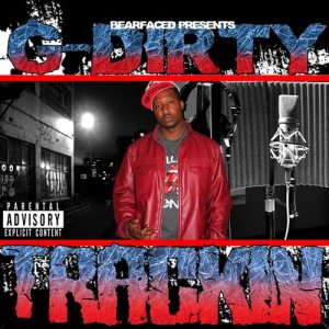Album Bearfaced Ent. Presents: Trackin from G-Dirty