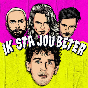 Album Ik Sta Jou Beter from Kris Kross Amsterdam