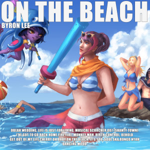 Album On the Beach from Byron Lee