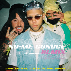 Listen to No Me Conoce song with lyrics from Jhay Cortez