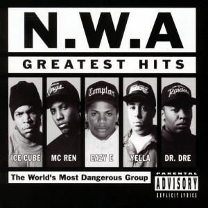 NWA的專輯N.W.A. Greatest Hits