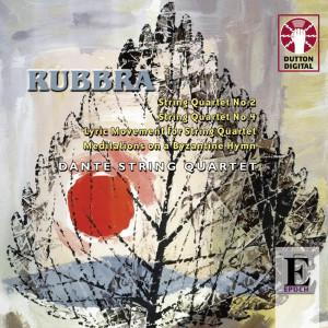 Album Rubbra: String Quartets Nos. 2 & 4 from Michael Dussek