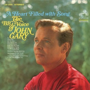 Album A Heart Filled with Song from John Gary
