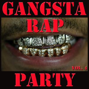 Album Gangsta Rap Party, Vol. 4 from Various Artists