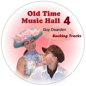 Guy Dearden的專輯Old Time Music Hall 4 - Backing Tracks