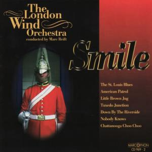 Album Smile from The London Wind Orchestra