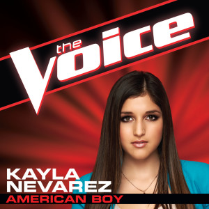 Album American Boy from The Voice