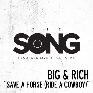 Album Save a Horse (Ride a Cowboy) [The Song Recorded Live @ TGL Farms] from Big & Rich