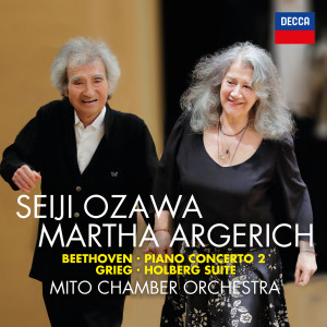 Album Piano Concerto No. 2 in B-Flat Major, Op. 19: III. Rondo. Molto allegro from Seiji Ozawa
