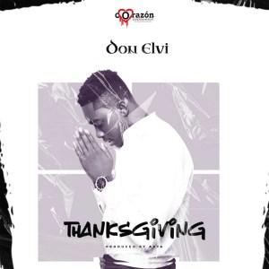 Album Thanksgiving from Don Elvi