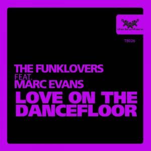 Album Love on the Dancefloor from Marc Evans