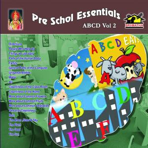 Pre School Essentials ABCD, Vol. 2 dari V. Akhila