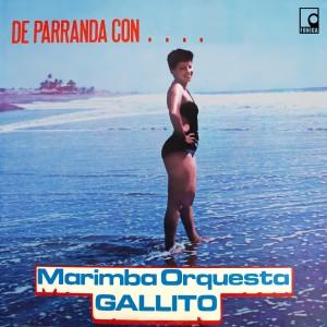 Album De Parranda Con ... from Marimba Orquesta Gallito