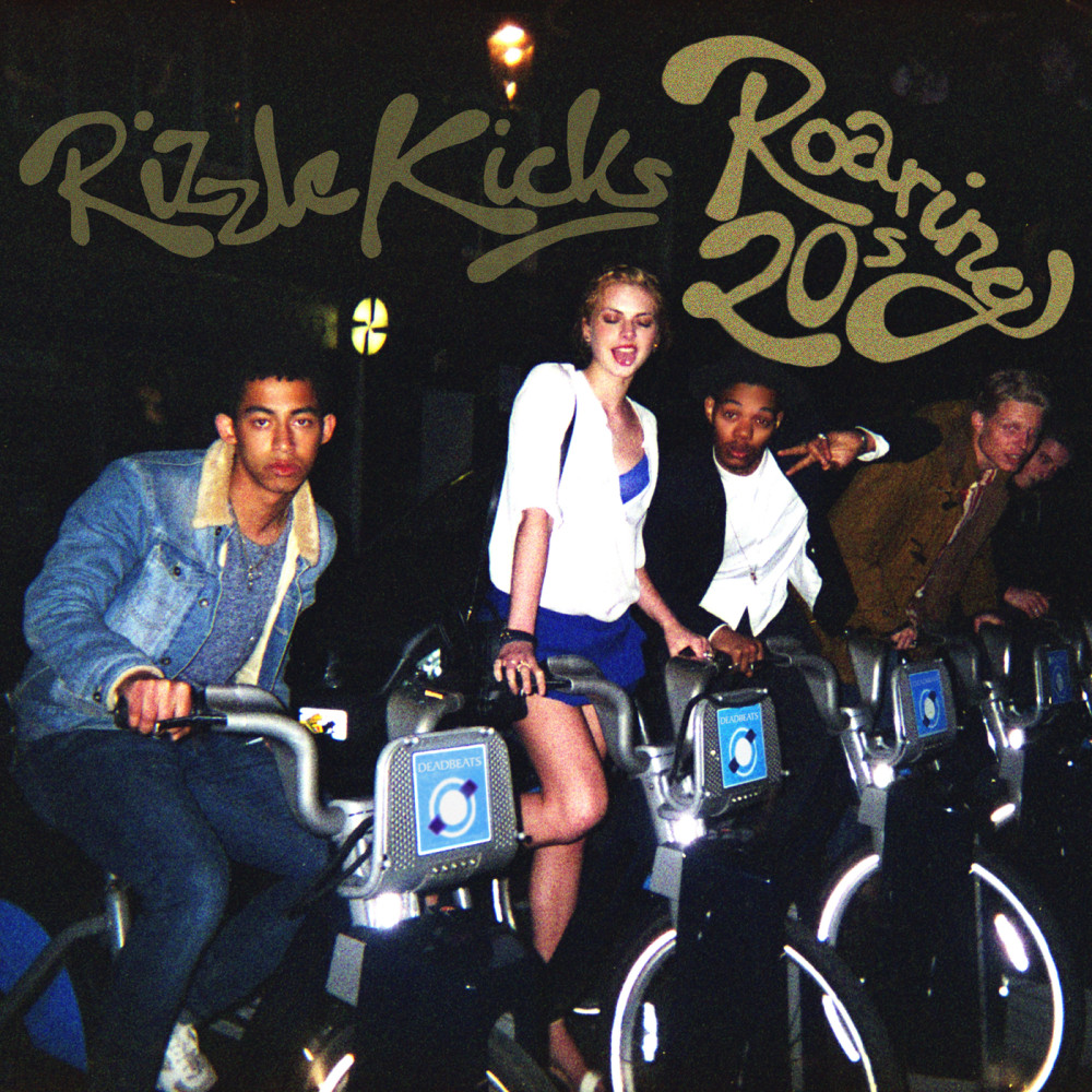 Everything Will Be Better In The Morning 2013 Rizzle Kicks