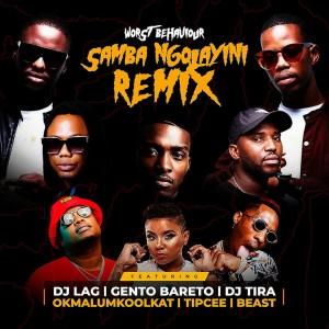 Album Samba Ngolayini (Remix) from Worst Behaviour